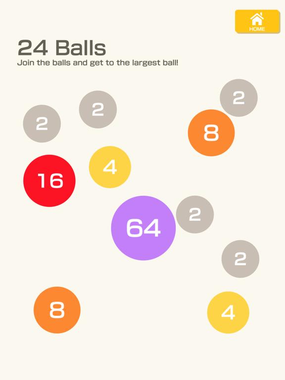 24 Balls screenshot 8