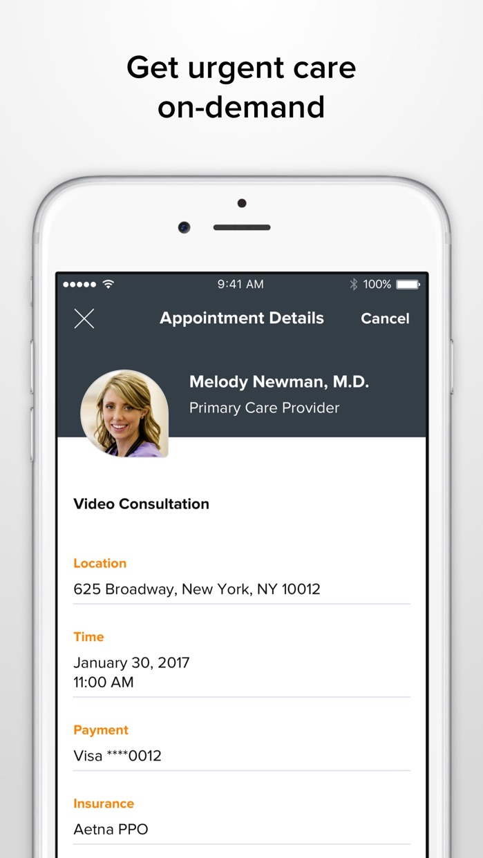 Pager: Chat with a Nurse Screenshot