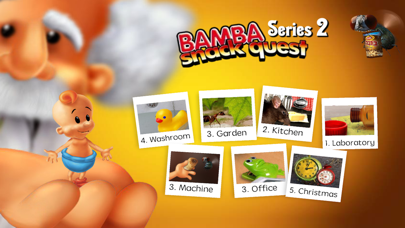Bamba Snack Quest 2 Screenshot 1