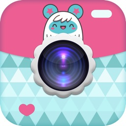 Kawaii Kam Pro : A Cute Girly Purikura Deco cam to create beautiful pic edits for ig