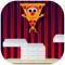 App Icon for Pizza Jump App in Venezuela IOS App Store
