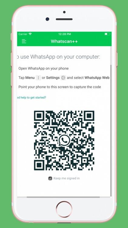 Whatscan++