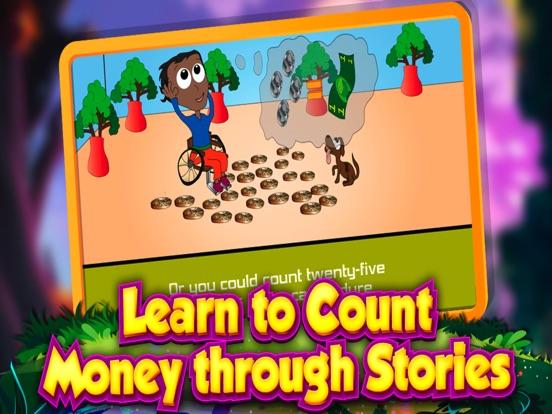 STEM Storiez - Money Count EDU screenshot 8