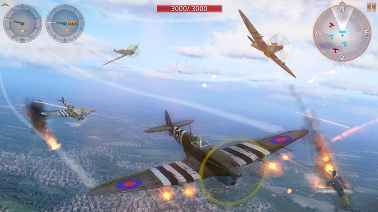 Sky Gamblers - Storm Raiders 2 screenshot-0
