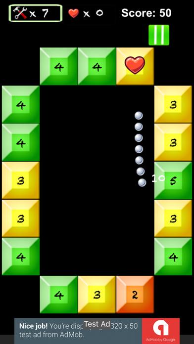 Blocks Vs Snakes screenshot four