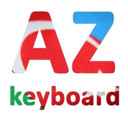 AZ Keyboard with autocorrect