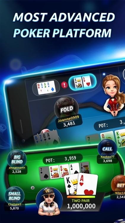 AA Poker - Texas Holdem Poker