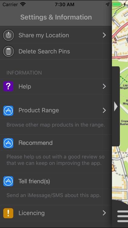 New Forest Maps Offline screenshot-6