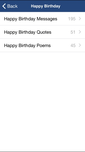 Birthday Messages And Wishes On The App Store