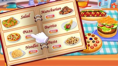 Fast Food - Cooking Game screenshot 1