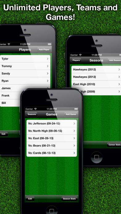 点击获取Football Stats Tracker Touch