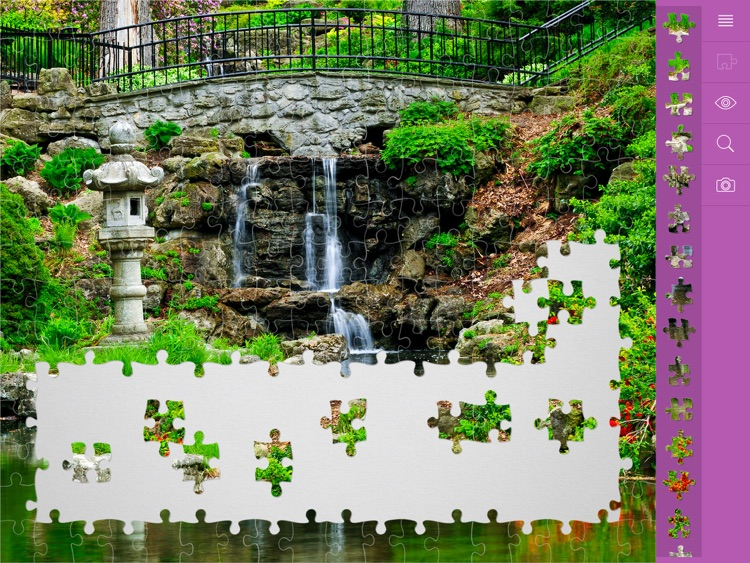1000 Jigsaw Puzzles Places screenshot-3