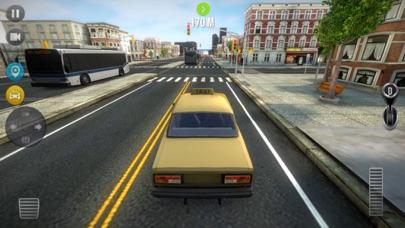 Taxi Simulator 2018 screenshot 2