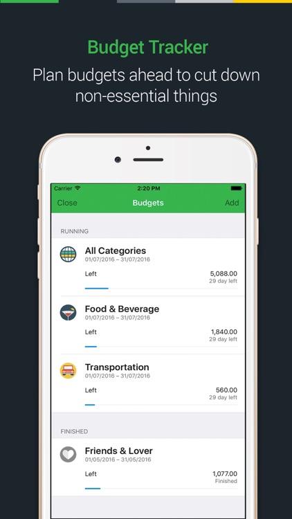Money Lover: Money, Budget, Bill, Expense Tracker