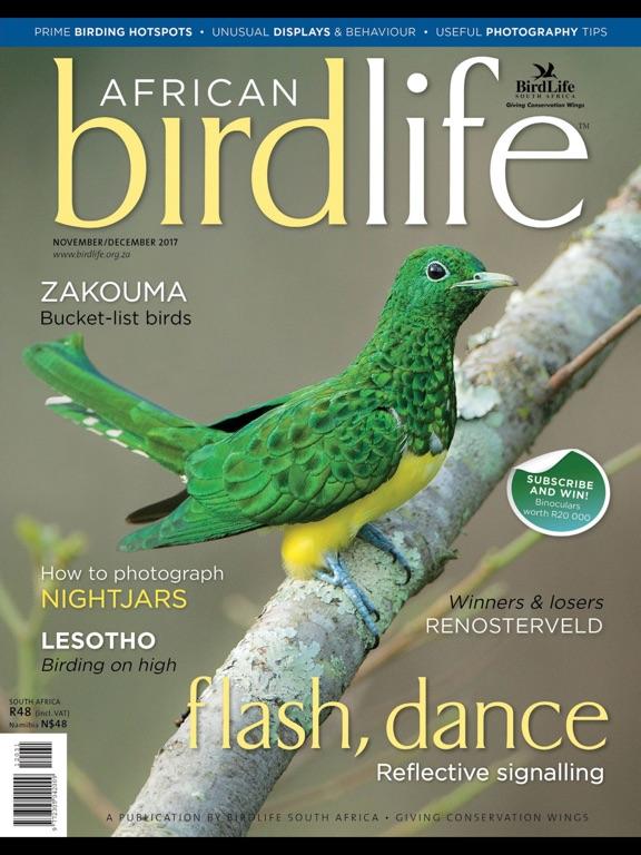 African Birdlife (Magazine) screenshot 6