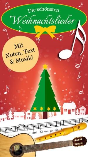 Weihnachtslieder Mit Text Zum Mitsingen.Weihnachtslieder Zum Mitsingen Im App Store