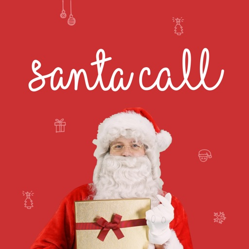 Santa Call - Real Video Call