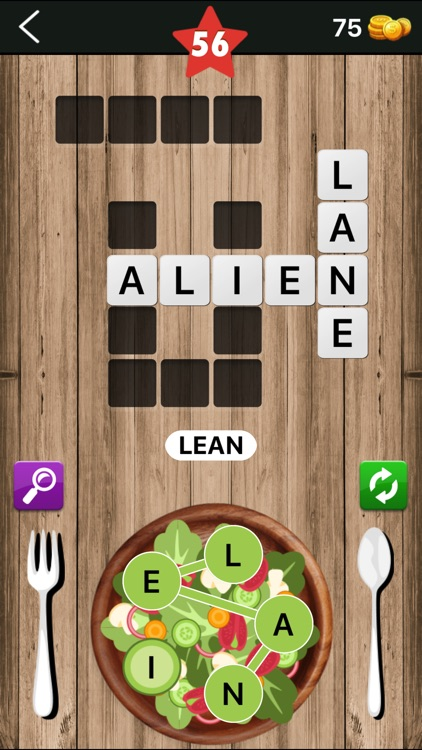 Word Salad : Connect Letters screenshot-3