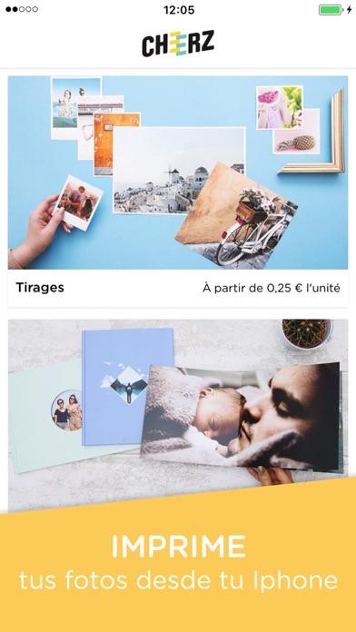 download CHEERZ: Revelado de fotos apps 1