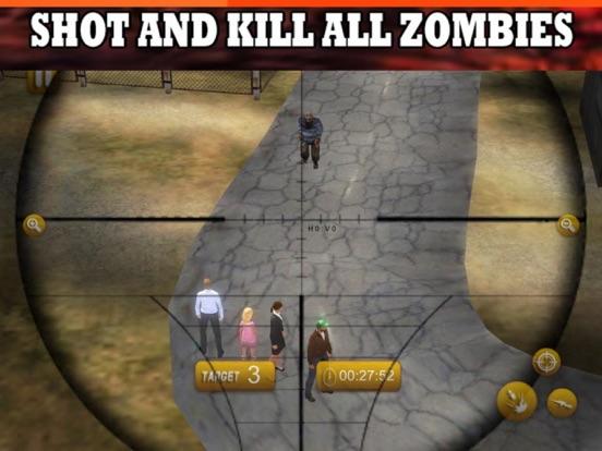Last Heros Sniper Zombie screenshot 6