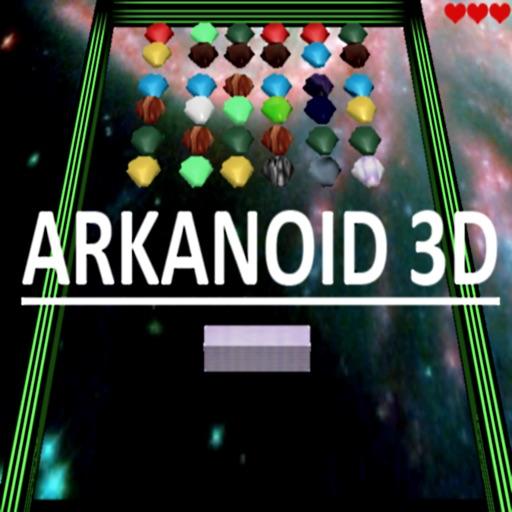 3D SPACE ARKANOID