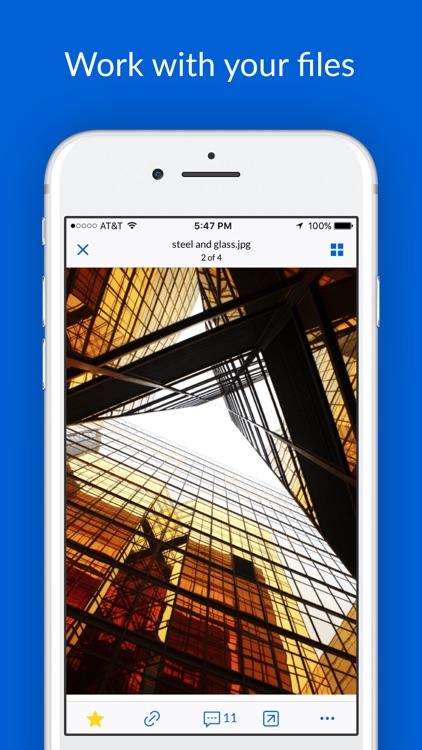 Box for iPhone and iPad screenshot-4