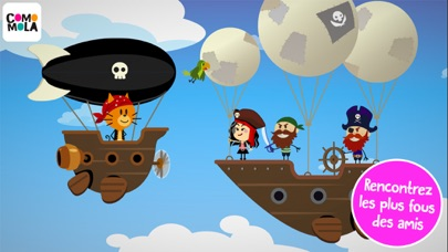 Screenshot #1 pour Comomola Pirates