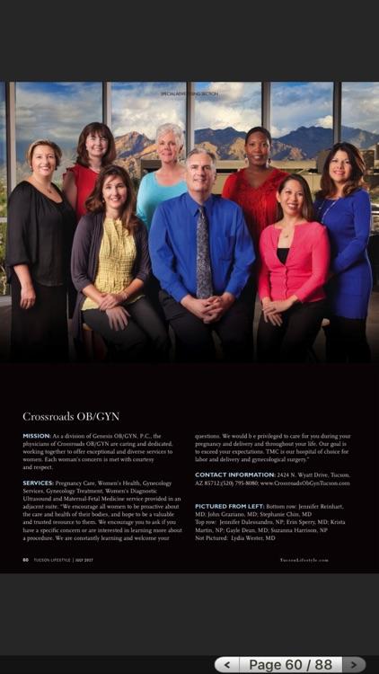 Tucson Lifestyle Magazine screenshot-3