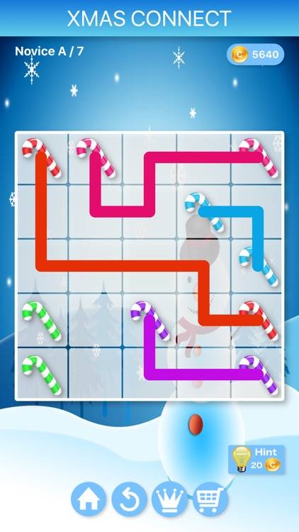 Christmas Connect - Puzzles