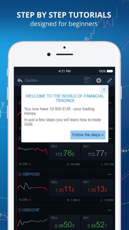 DF Trader – FX, Shares CFDs screenshot-6