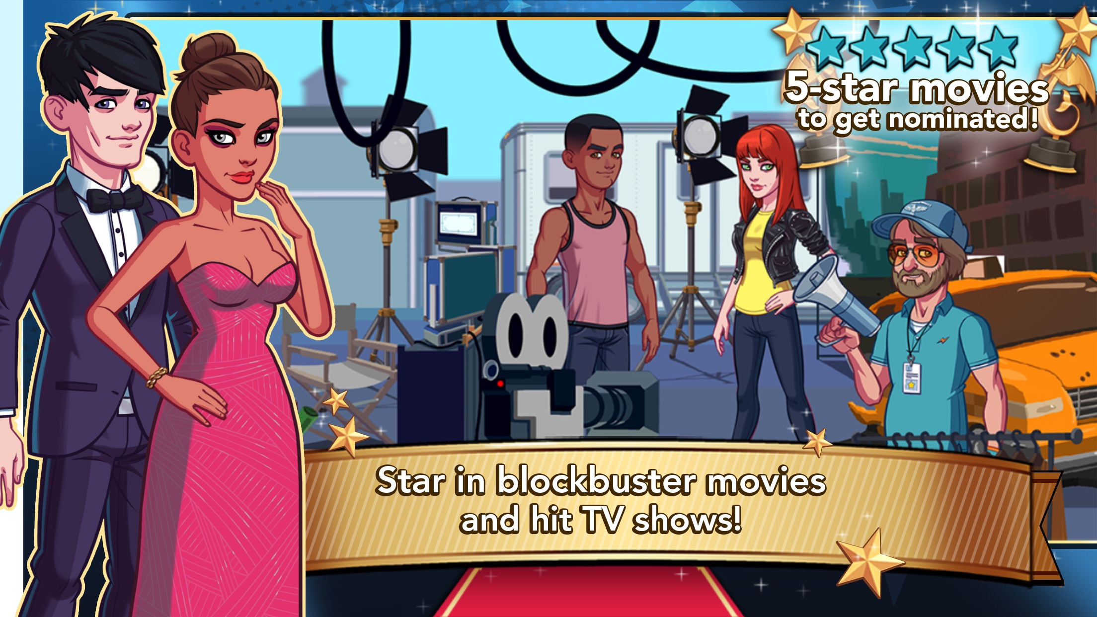 Stardom: Hollywood Screenshot