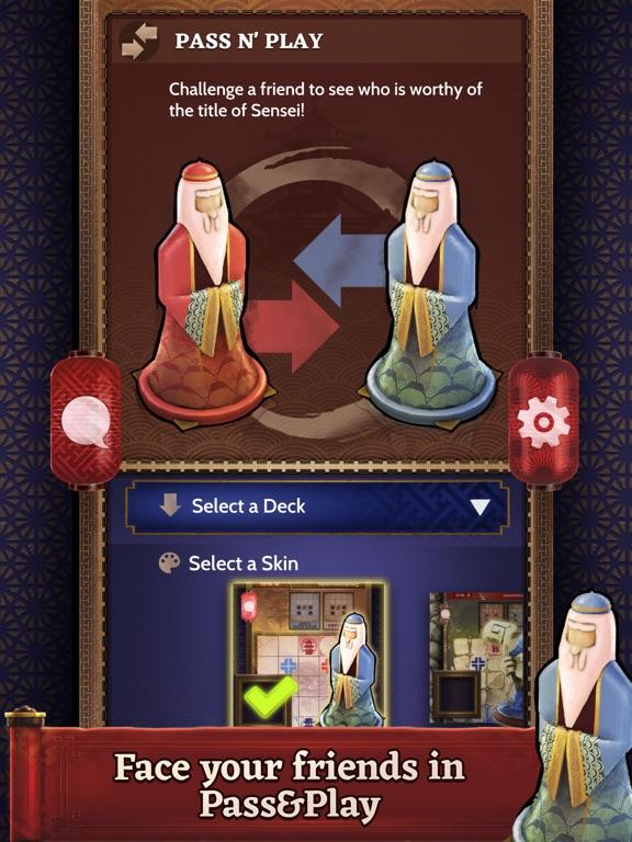 Onitama: The Board Game-ipad-4
