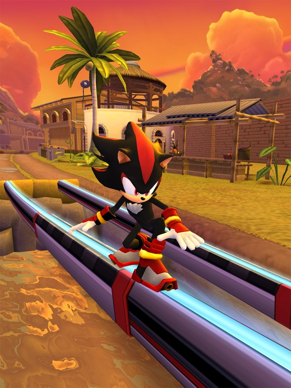 Sonic Dash 2: Sonic Boom Screenshots