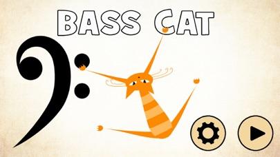 【音谱学习】贝斯猫高清版