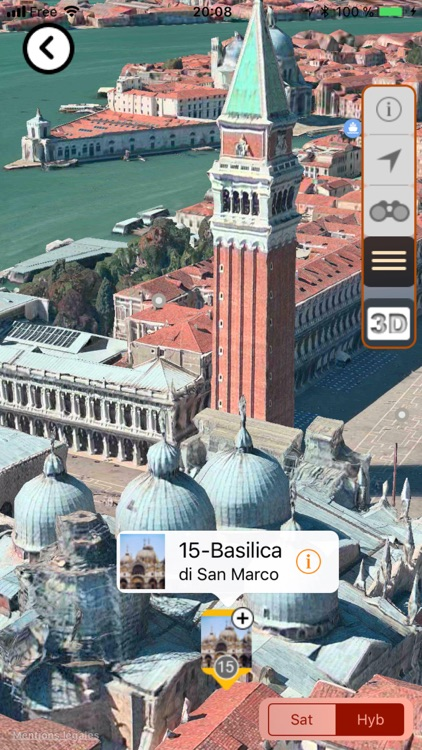 VENISE 3D screenshot-1