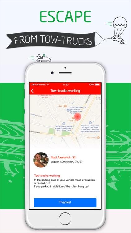 Carfriend -> Drive and dating screenshot-4