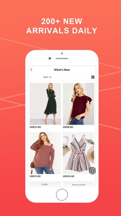 SHEIN-Fashion Shopping Online screenshot-4