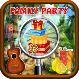 Hidden Object : Family Party