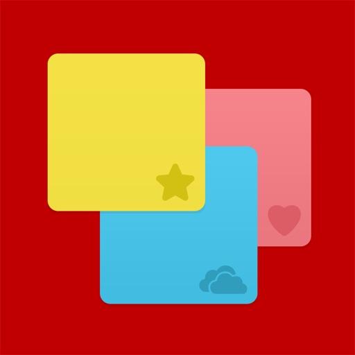 abcNotes Lite - nice stickers iOS App