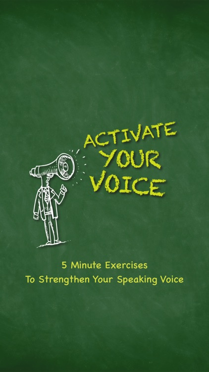 Activate Your Voice screenshot-0