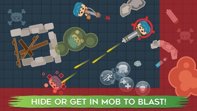Mobg.io Survive Battle screenshot 5