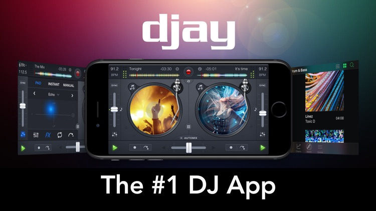 djay LE - DJ Mixer for iPhone