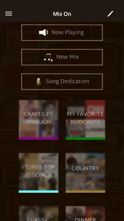 Mix On screenshot-0
