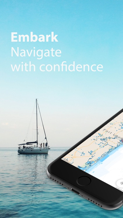 Embark: Boating and Weather screenshot-0