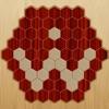 伍迪六边形 - 消除拼图游戏