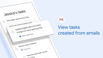 Google Tasks: Get Things Done screenshot 3