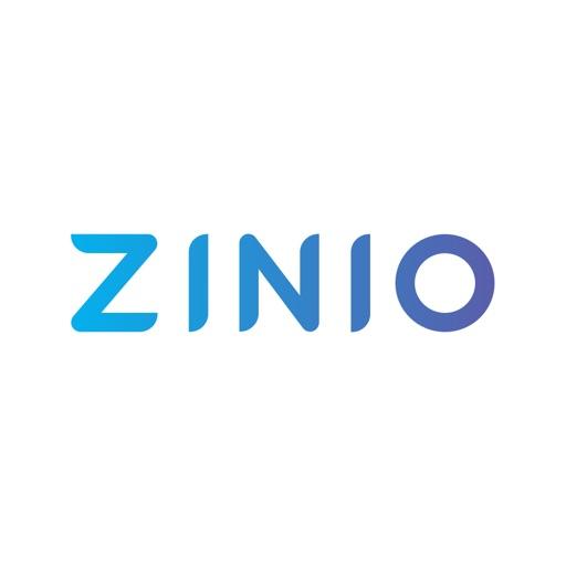ZINIO - 杂志的书报摊