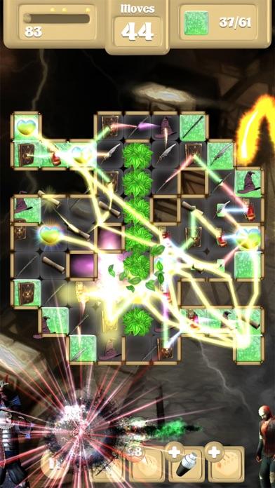 Wizard Vs Zombie Free Fall Unlocked Screenshot 4