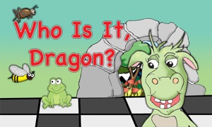 Who Is It, Dragon? w/A