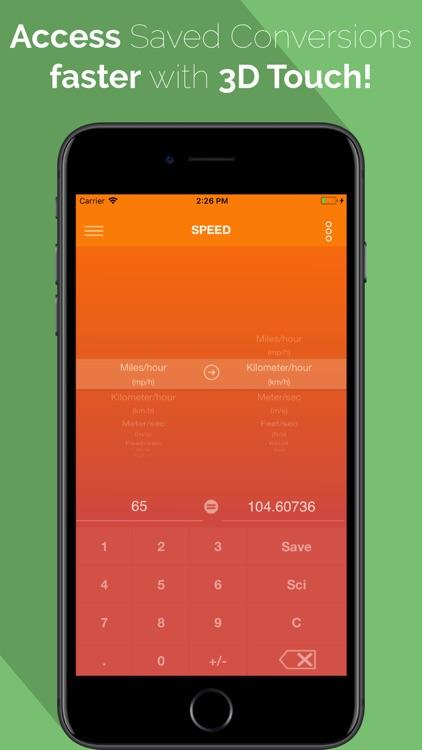 EZPZ Unit Converter screenshot-4